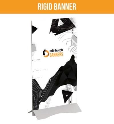 Ridged Banner Stands