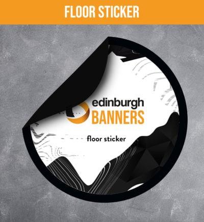 Printed Floor Stickers